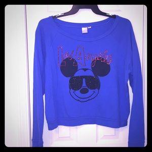 💙Oversized 'Los Angeles Mickey'  Sweatshirt 💙
